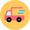 cargo, delivery, logistics icon