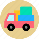 delivery, logistics, shipping icon