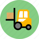 cargo, delivery, goods, logistic, logistics, parcel icon