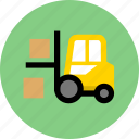 cargo, logistics icon