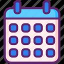 calendar, dates, day, schedule