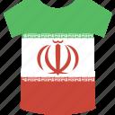 iran, shirt
