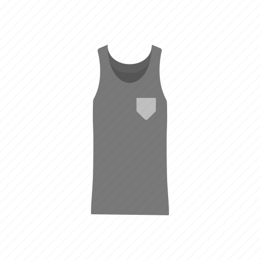 clothes, clothing, garment, male shirt, shirts, sleeveless icon