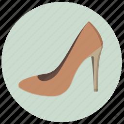 fashion, lady, shoe, shoes, woman icon