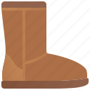 boots, fashion, footwear, shoes, snow icon