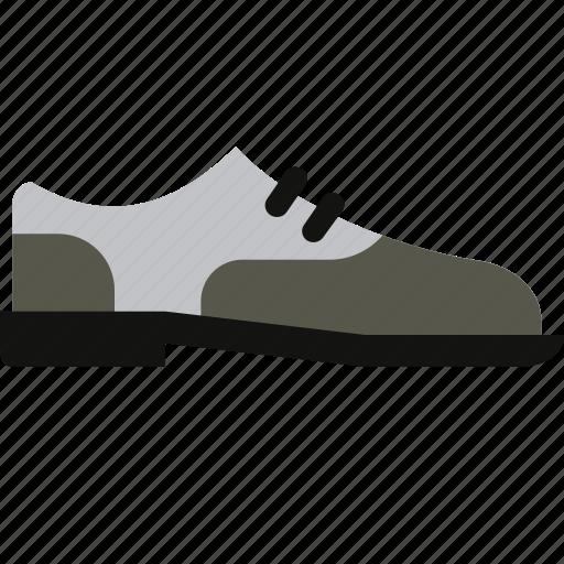 brogue, foot, footwear, leather, men, shoe icon