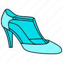 3, boot, dress, footware, high heels, pump shoes, pumps, sandal, shoe, stiletto icon