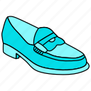 3, boot, boots, dress, footware, loafer, sandal, shoe, shoes, slipper icon