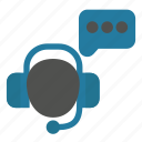 chat, costumer service, ecommerce, help, shopping icon
