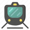 ecommerce, shopping, train, train ticket icon