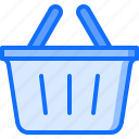 bag, basket, product, purchase, shop, shopping, store icon