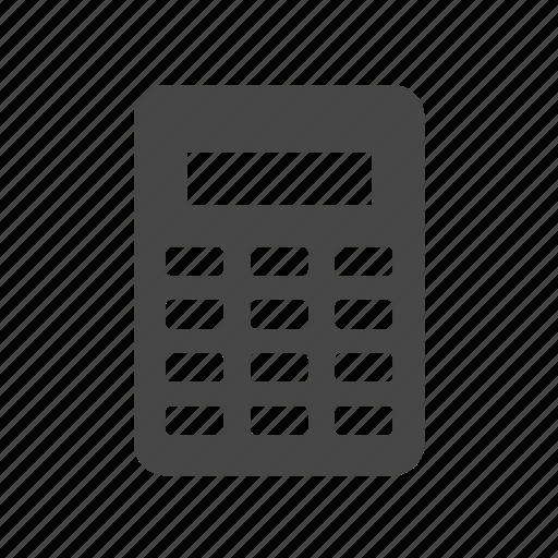 calculate, calculator, money, shopping icon