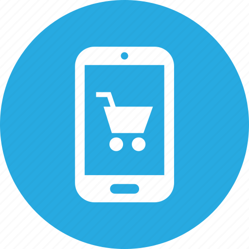 cell, phone, sale, shop, shopping icon