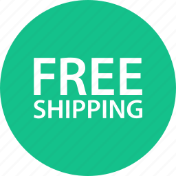 free, sale, shipping, shop, shopping icon