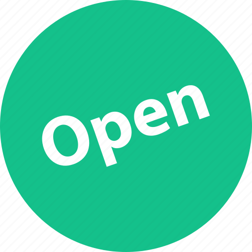 now, open, sale, shop, shopping icon