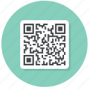 bar code, barcode, code, qr, qr code, qrcode, scan code icon