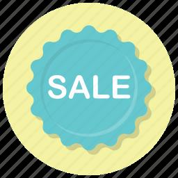 badge, campaign, discounts, sale, sale badge, shop, shopping icon