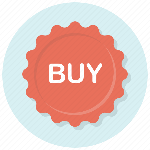 badge, buy, buy badge, online shopping, shop, shopping, sticker icon