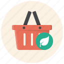 bio shop, bio shopping, buy eco, eco friendly, eco products, eco shop, eco shopping icon