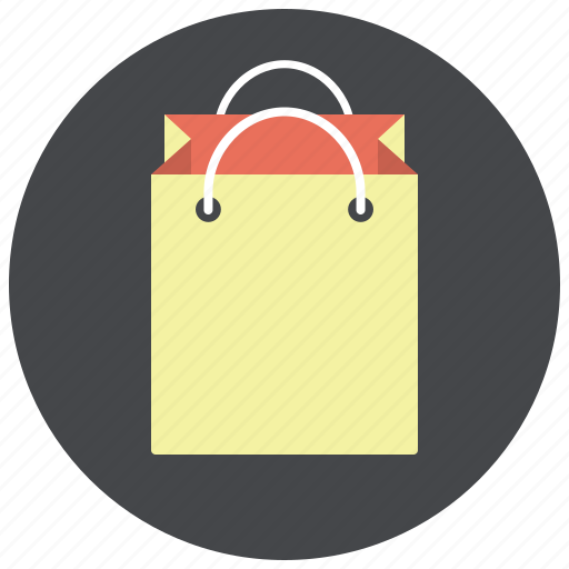bag, buy, gift bag, package, paper bag, shop, shopping icon