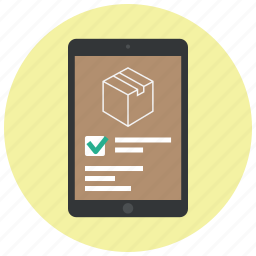 app, app form, form, ipad, order, order form, shop icon