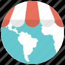 shop, shop chain, shop network, shopping, shopping worldwide, world, worldwide icon