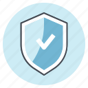 bureau, career, firewall, office, protection, safety, shield icon