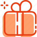 box, delivery, gift, package, present, shop, shopping icon