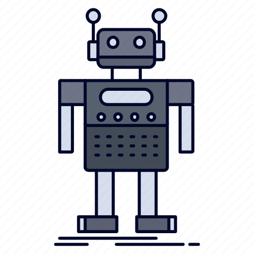 android, artificial, bot, robot, technology icon