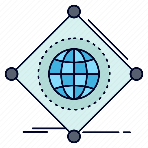 Global, internet, iot, of, things icon - Download on Iconfinder