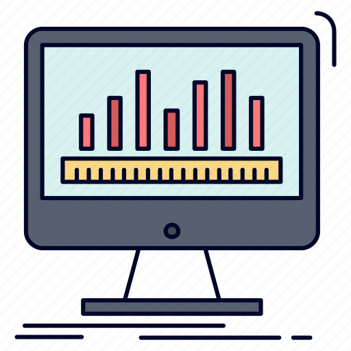 analytics, dashboard, data, processing, stats icon