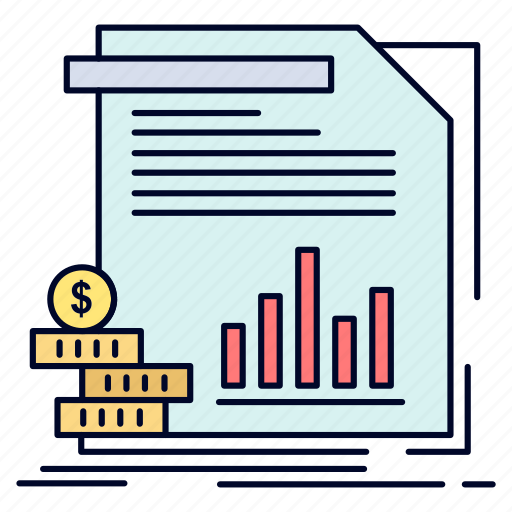 Economy, finance, information, money, reports icon - Download on Iconfinder