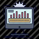 admin, dashboard, monitor, monitoring, processing