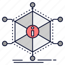 data, help, info, information, resources icon