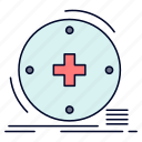 clinical, digital, health, healthcare, telemedicine icon