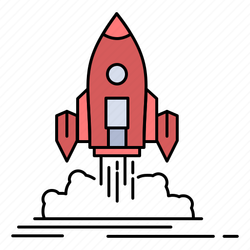 launch, mission, publish, shuttle, startup icon