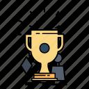 awards, game, sport, trophies, winner
