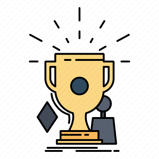 awards, game, sport, trophies, winner icon