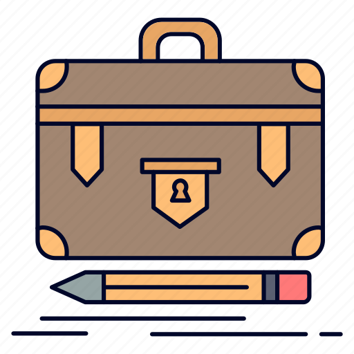 Briefcase, business, financial, management, portfolio icon - Download on Iconfinder