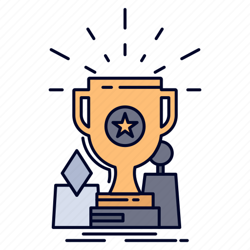 Achievement, award, cup, prize, trophy icon - Download on Iconfinder