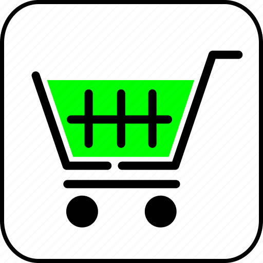 buy, ecommerce, shopping, store, trolly icon