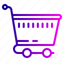 bag, cart, checkmark, complete, ecommerce, shop, shopping icon