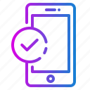 account, dollar, financial, money, ok, payment icon