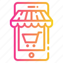 account, money, payment, shopping icon