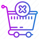 bag, cart, cencal, checkmark, complete, ecommerce, shopping icon