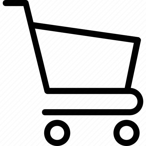 buy, cart, commerce, shopping cart, trolley icon