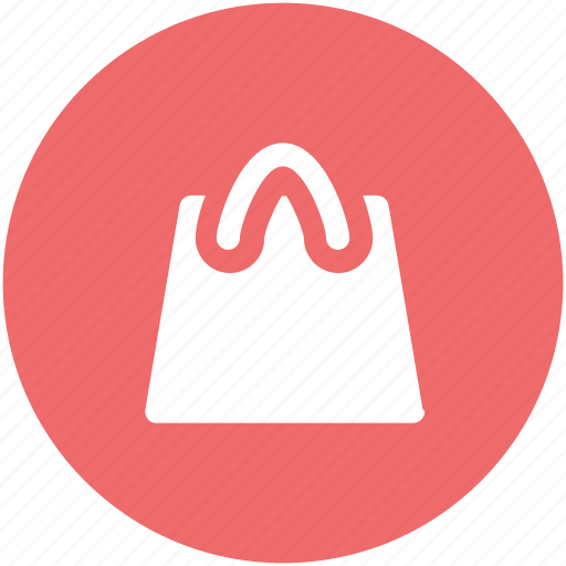 bag, online store, paperbag, shopper bag, shopping bag, supermarket bag, tote bag icon