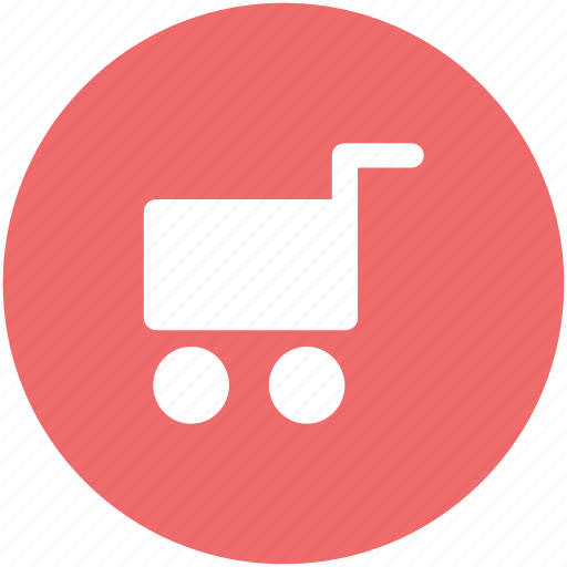boxes, hand trolley, hand truck, luggage cart, packages, parcel icon