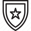 cart, ecommerce, security, shield, shipping, shop, shopping icon