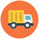 delivery van, delivery vehicles, real estate, van, vehicle icon icon
